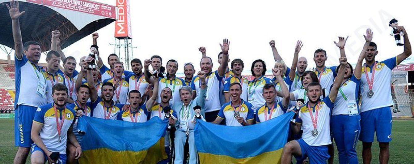 Украинцы триумфально возвращаются с Дефлимпиады с 99 медалями