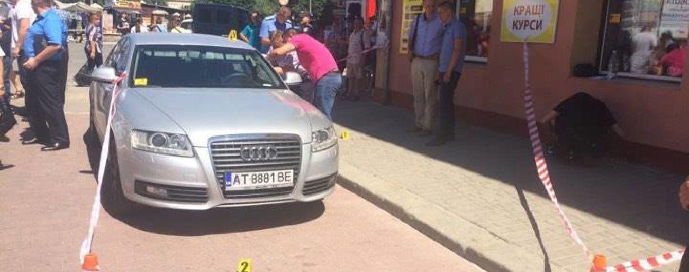 Стали известны подробности стрельбы в центре Ивано-Франковска