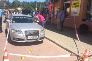 Стали відомі подробиці стрілянини у центрі Івано-Франківська