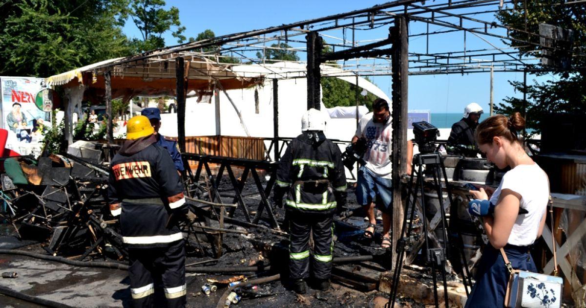 @ Главное управление ГСЧС Украины в Одесской области