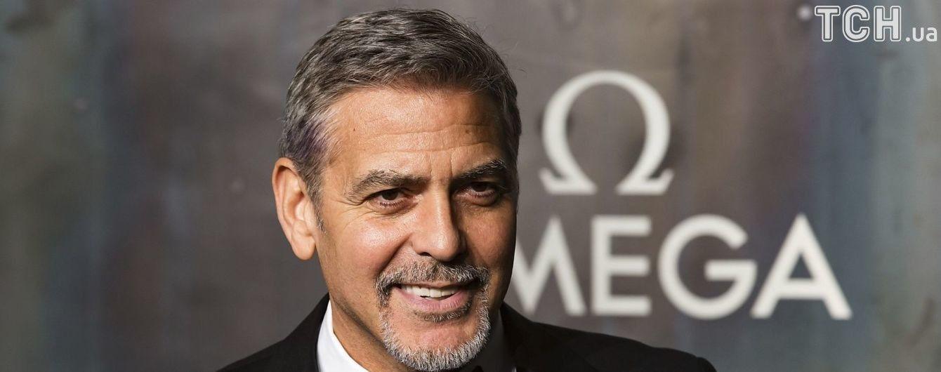 Стало відомо про стан Джорджа Клуні після моторошної ДТП