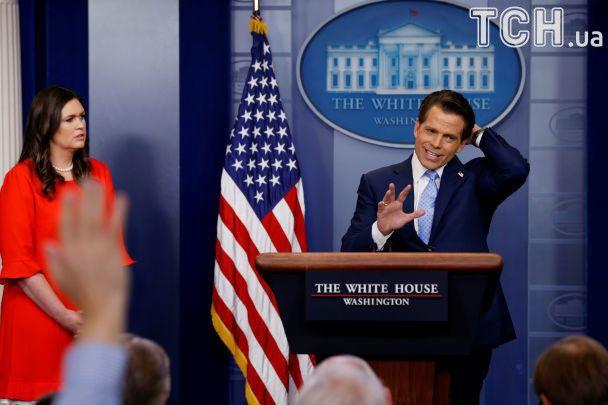 Тримався десять днів: директор з комунікацій Білого дому подав у відставку