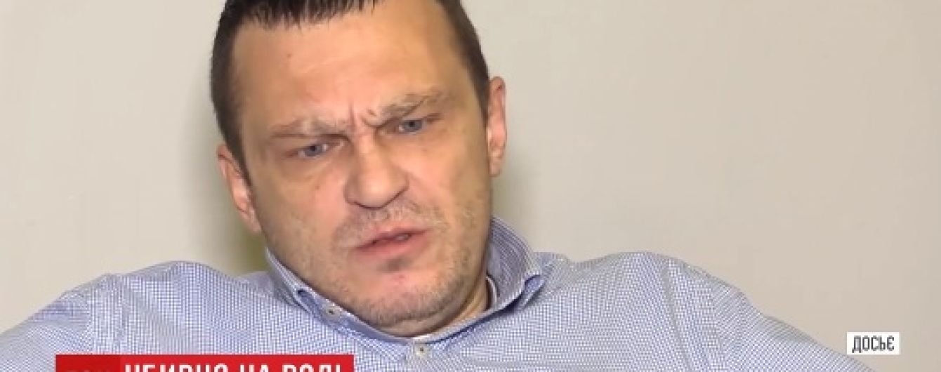Убийца 16-летнего школьника Чубенко нагло прокомментировал ТСН свое освобеждение