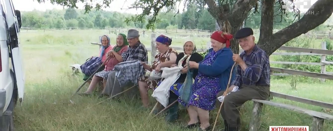 Переселенцы с Донбасса облюбовывают для жизни чернобыльскую зону
