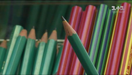 Як вибрати правильний олівець дитині