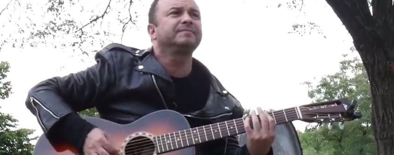 К приезду легендарного Zucchero украинские музыканты устраивают флешмоб с исполнения его песен