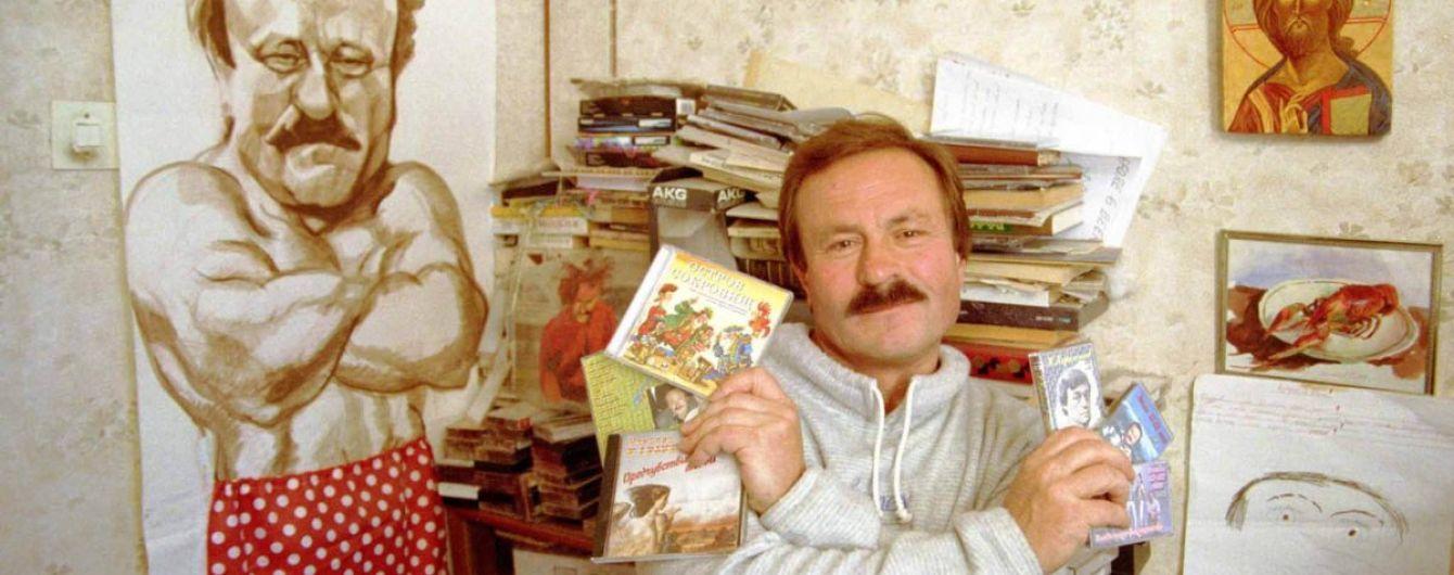 Український композитор Бистряков здивував висновками про відсутність російських військ на Донбасі