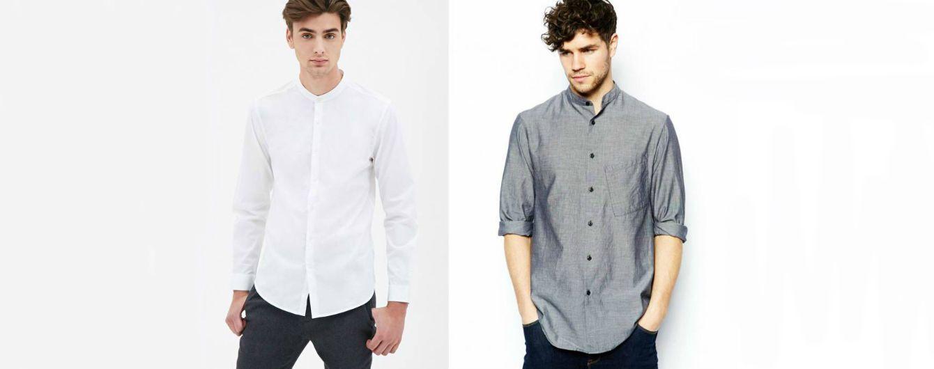 Выбираем мужские рубашки