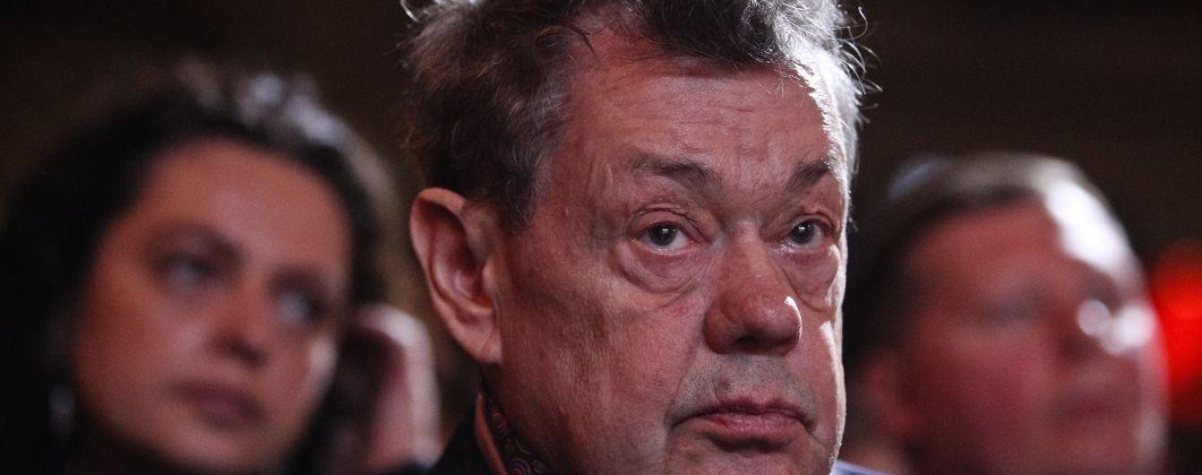 Друг Караченцова повідомив, як почувається актор після двох страшних аварій