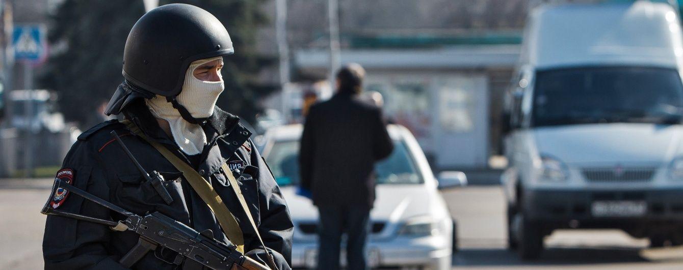 В оккупированном Крыму после обысков российских силовиков арестовали четверо людей
