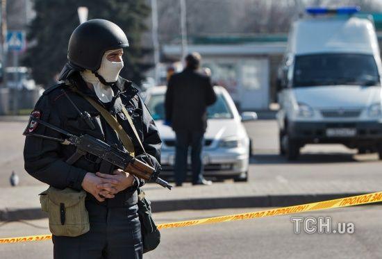 ФСБ заявила про затримання в Криму двох росіян за підозрою в держзраді на користь України