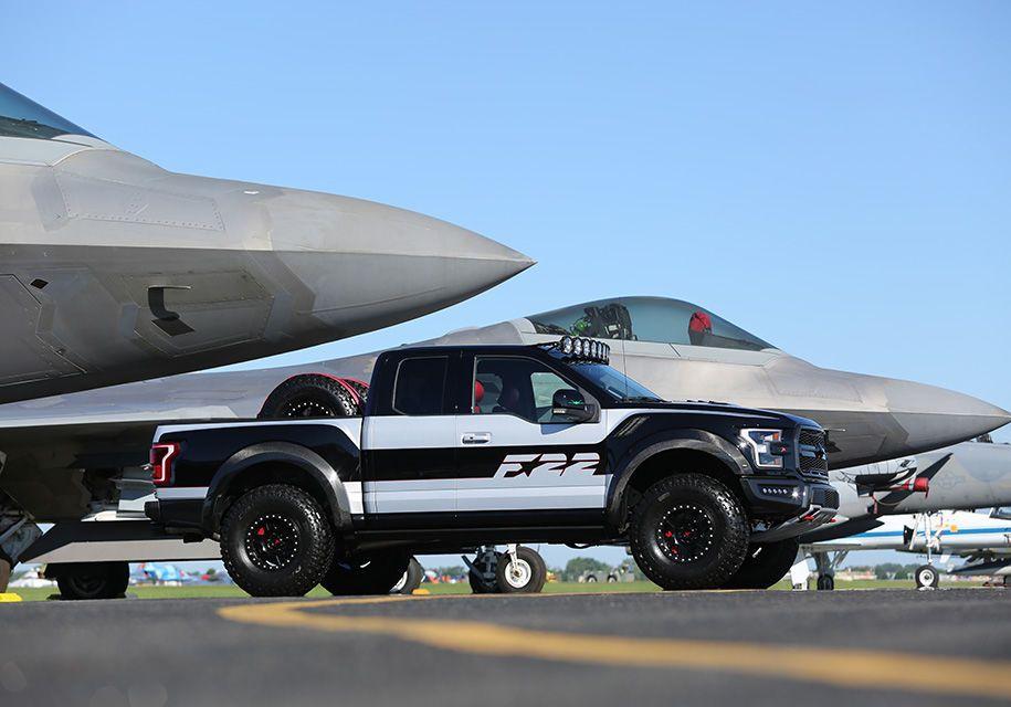 F-150 Raptor