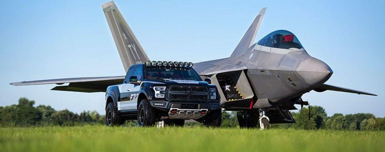 Ford продал на аукционе уникальный пикап F-150