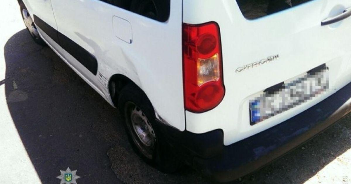 @ Facebook/Патрульна поліція Одеси