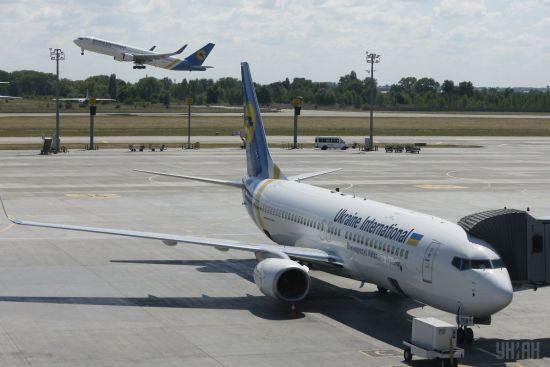 МАУ планує запустити прямі рейси до Індії і Канади