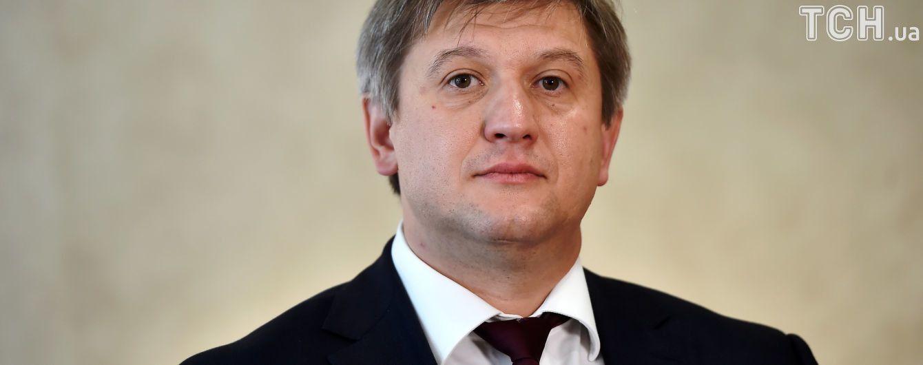 Министр финансов Данилюк считает, что дело против него активно проталкивают