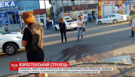 За добу копи затримали чоловіка, який влаштував стрілянину у центрі Коростеня