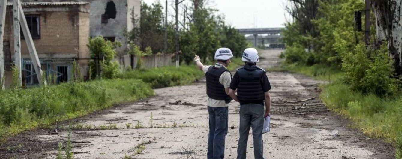 ОБСЄ зафіксувала постріли біля насосної станції у Василівці