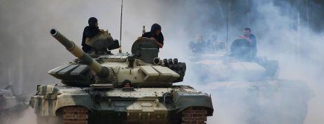 Россия планировала использовать в Беларуси танки из оккупированных районов Донбасса – Лысенко