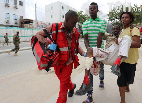 У столиці Сомалі внаслідок потужного вибуху загинули 6 людей