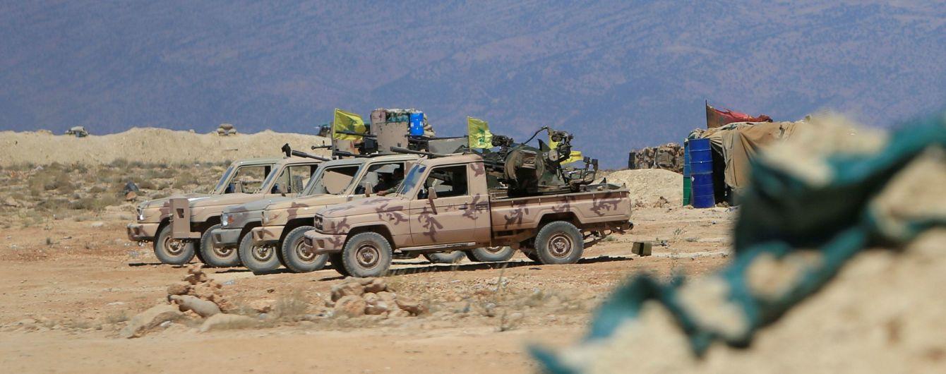 """""""Хезболла"""" и сирийские исламисты из """"Фронта Нусра"""" провели обмен пленными"""