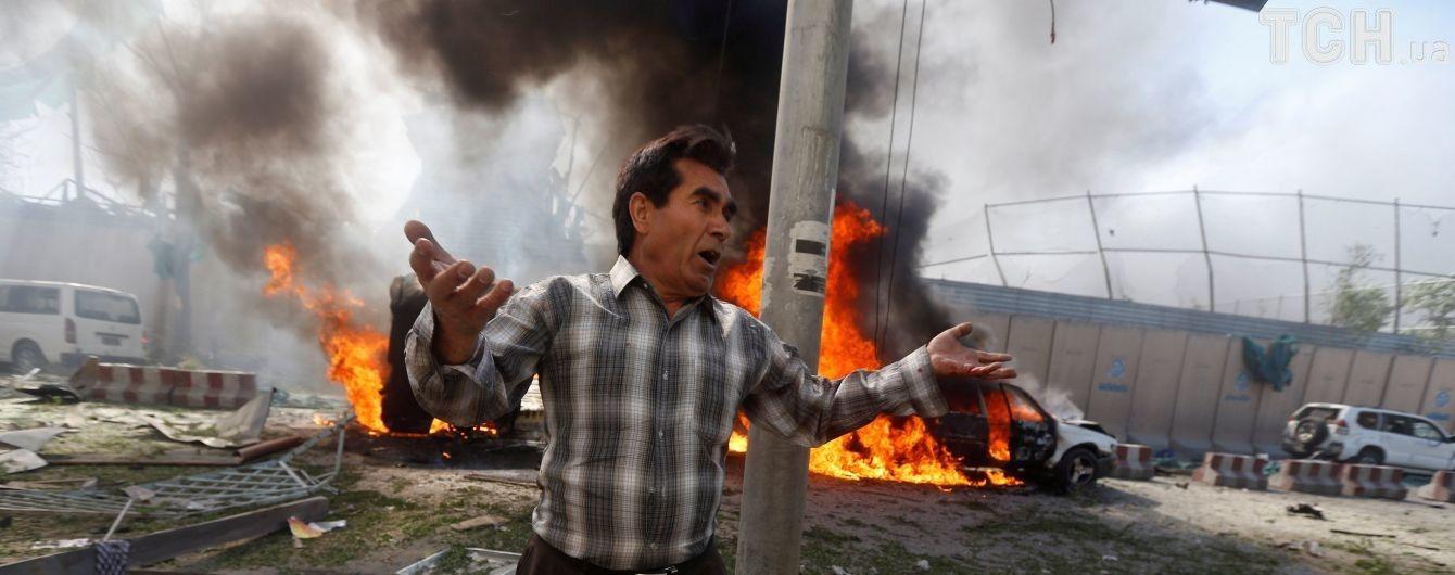 В Афганістані зросла кількість загиблих унаслідок кривавого теракту біля мечеті