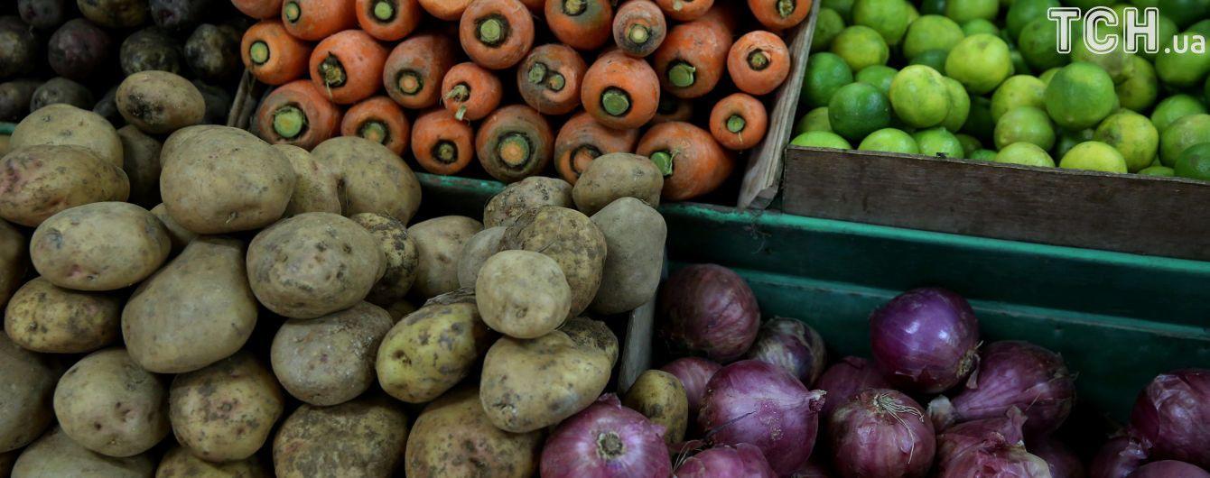 Цены на молодые овощи побили рекордные показатели