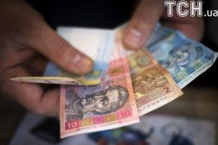 Майже чверть українців отримують понад 10 тисяч гривень зарплати