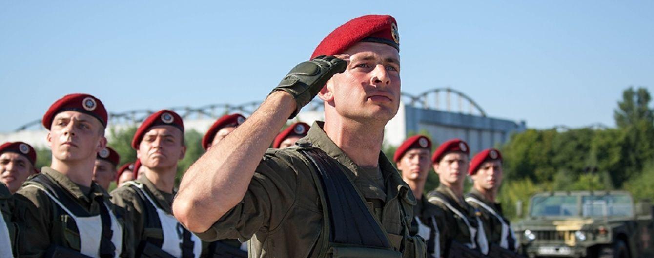 В Украине стартовал призыв в Нацгвардию