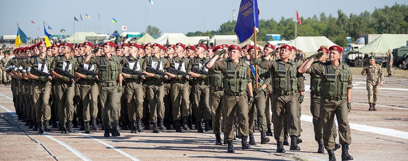 Парад на День Независимости состоится под военный марш УНР