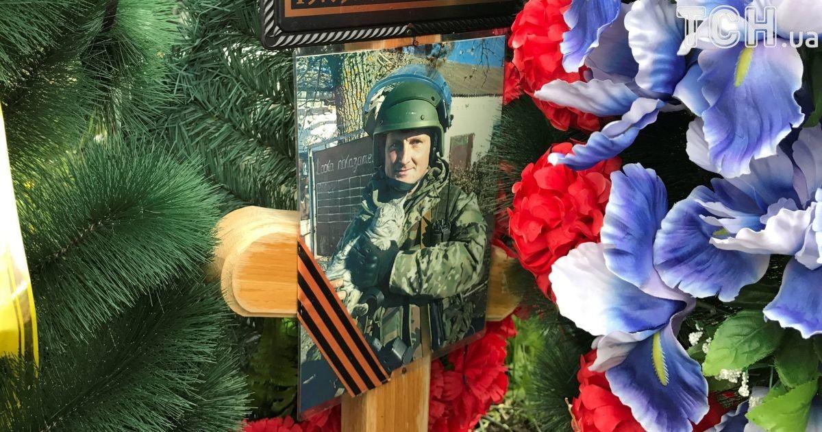 Могили військових РФ, загиблих у Сирії