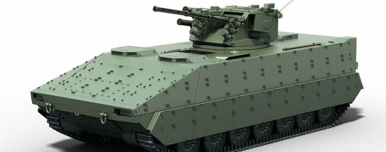Украинским военным готовят новую боевую машину пехоты
