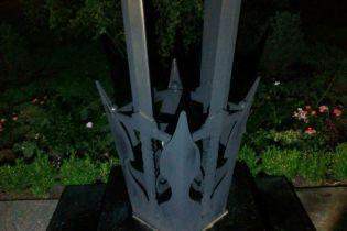 На Полтавщині вандали підпалили пам'ятник героям АТО