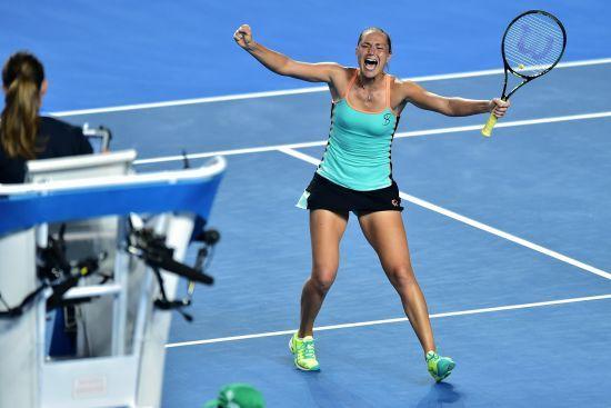 Бондаренко впевнено здолала росіянку та пройшла до наступного етапу Australian Open