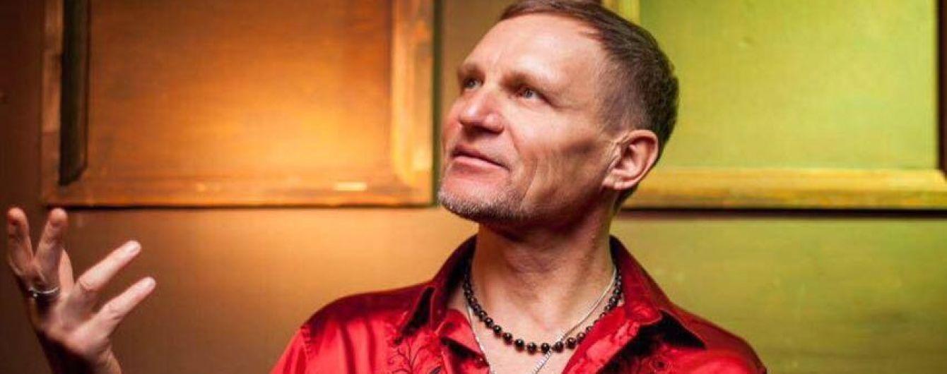 53-летний Скрипка засветил торс на отдыхе