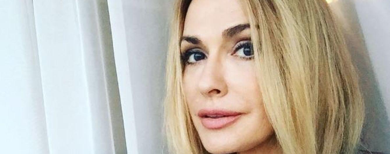Ольга Сумська змінила зачіску та похизувалася рудими кучериками