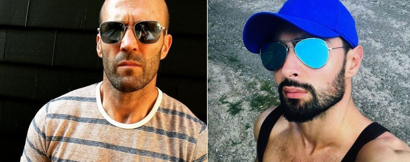 Битва торсов: Джейсон Стэтхэм vs Виталий Козловский