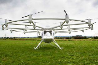 Daimler инвестировал 25 000 000 евро в разработку электрического летающего такси