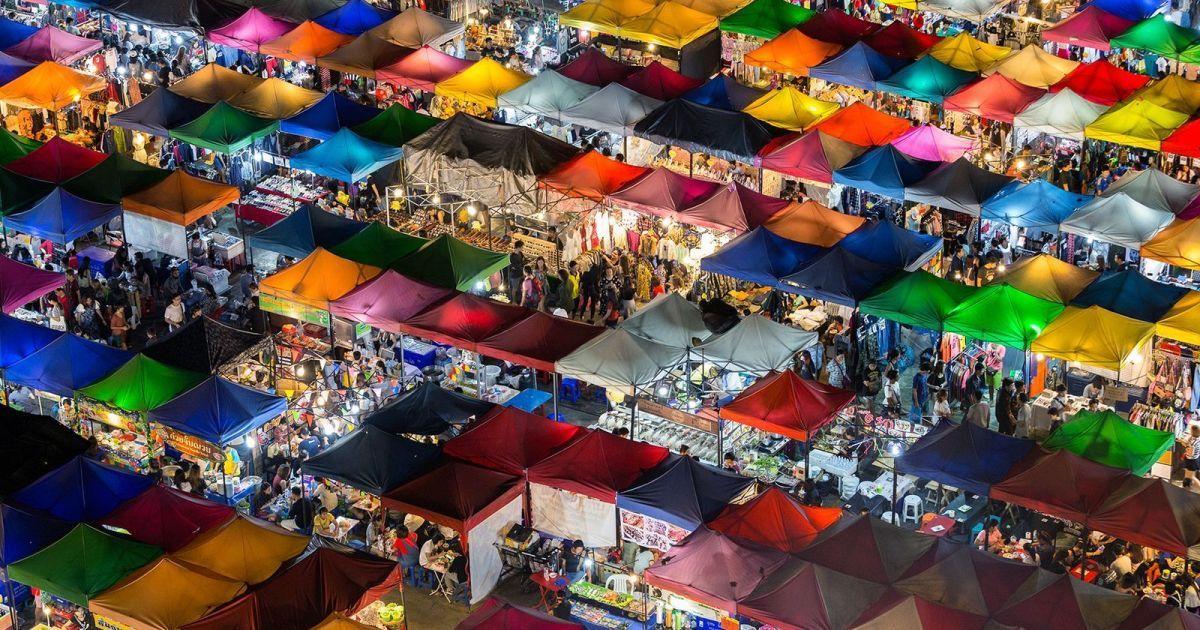 Бангкок. Каян Мадрасмаїл