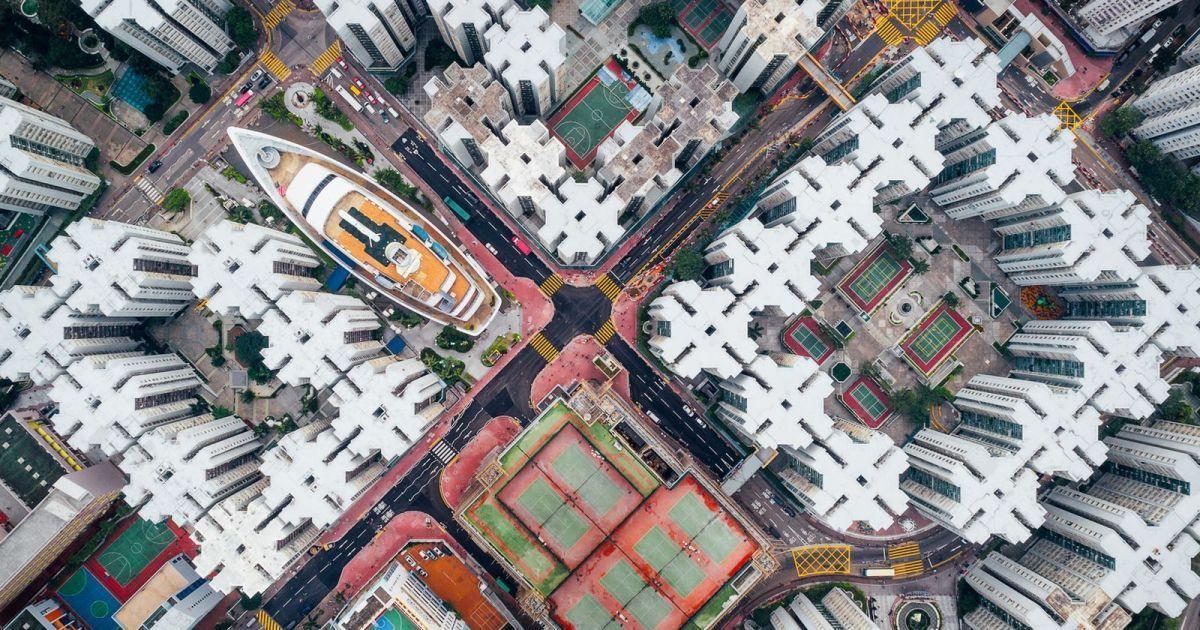 Гонконг. Енді Янг