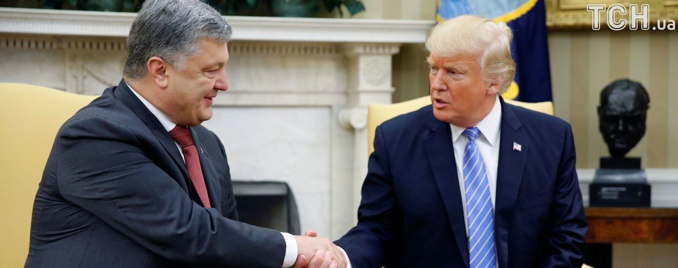 """""""Как и договаривались"""". Порошенко отреагировал на введение санкций США против РФ"""