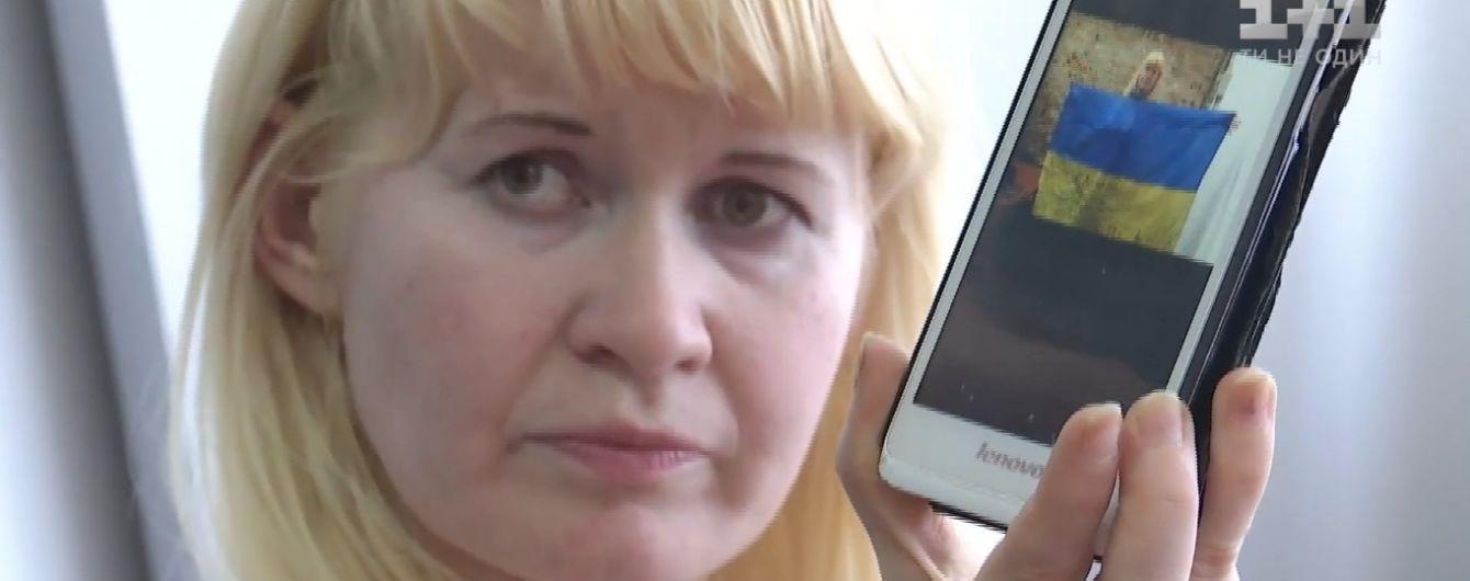 """Звільнена з полону """"ЛНР"""" жінка розповіла, як її схопили за фотографії з Pizza Veterano"""