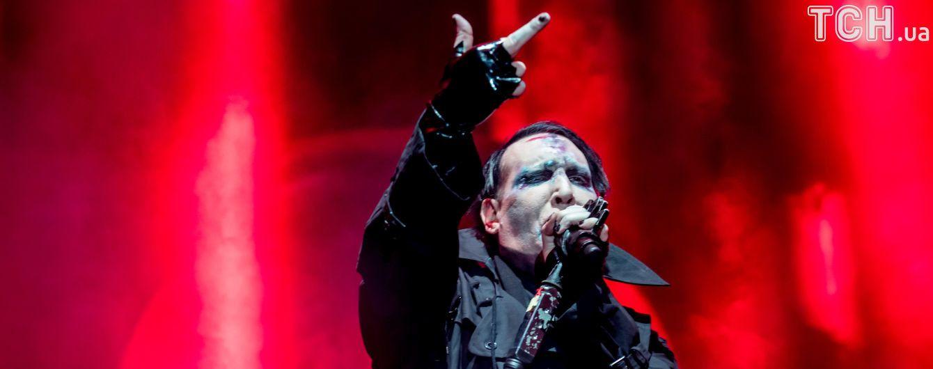 Дежавю после Depeche Mode: перед концертом Мэрилина Мэнсона снова образовалась проблемная очередь