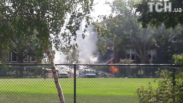 У США унаслідок вибуху у школі зникли безвісти дві людини