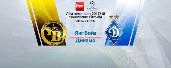 Янг Бойз - Динамо - 2:0. Відео матчу кваліфікації Ліги чемпіонів