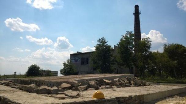 На Луганщині за день до відкриття підірвали пам'ятник загиблим бойовикам