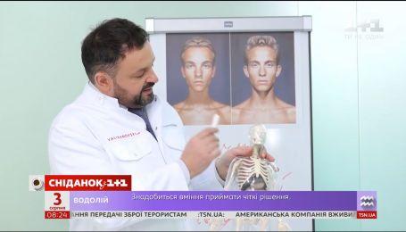 Доктор Валихновский показал, в каких случаях асимметрия лица может быть проблемой