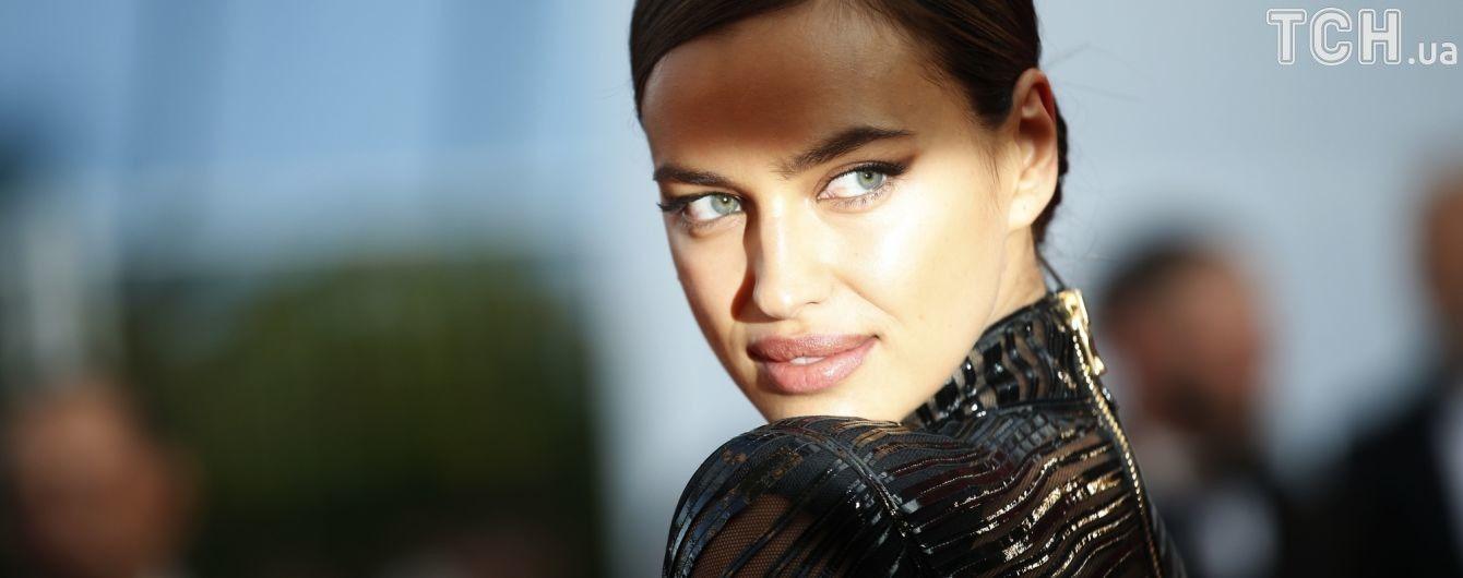 Гаряча штучка: Ірина Шейк показала розкішну оголену фігуру