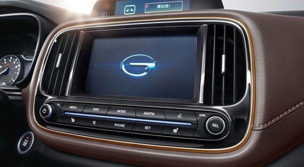 GAC показал новый компактный вседорожник Trumpchi GS3