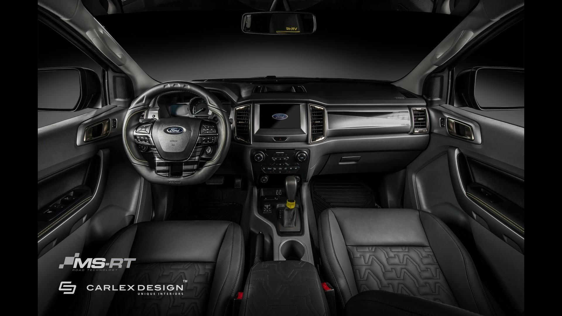 Ford Ranger VR/46